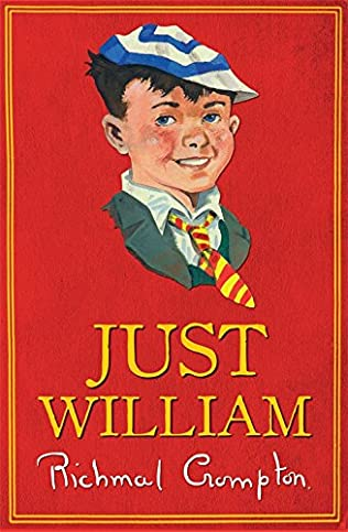 book cover of Just William
