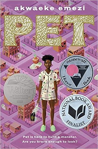 Amazon.com: Pet (9780525647072): Emezi, Akwaeke: Books