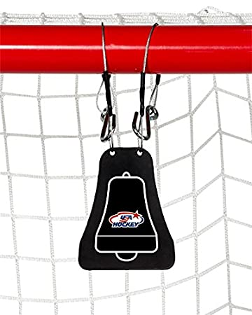 USA Hockey Metal Bell Skill Targets - 2 Pack