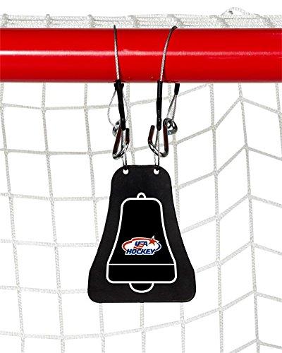 USA Hockey Metal Bell Skill Targets - 2 - Goal Metal Hockey