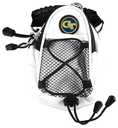 (LinksWalker NCAA Georgia Tech Yellow Jackets - Mini Day Pack - White)