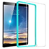 New 2017 iPad 9.7/ iPad Air 2/ iPad Air/ iPad Pro 9.7 Screen Protector, ESR Ultra Clear 9H Tempered Glass Screen Protector with Bubble Free Installation Tool [Lifetime Warranty] Oleophobic Surface Anti-Scratch Anti-Fingerprint for Apple New iPad 9.7 inch