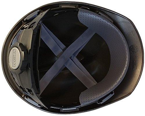 MSA NFL Ratchet Suspension HardHats - Pittsburgh Steelers Hard Hats by MSA (Image #1)