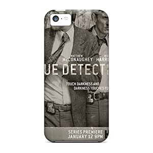 Iphone 5c Cover Case - Eco-friendly Packaging(true Detective)