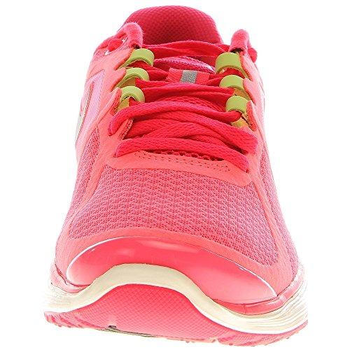 Nike Kvinders Lunareclipse +2 Løbesko Varm Punch / Sirene Rød / Sølv WHjXS