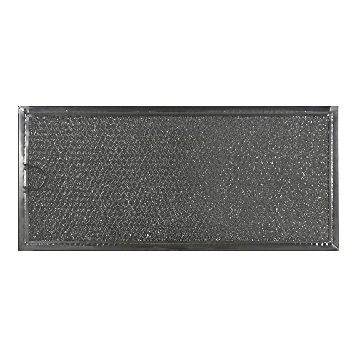 Air Filter Factory Compatible Replacement for Whirlpool 6802A Aluminum Grease Mesh Microwave Oven Filter 5-7/8