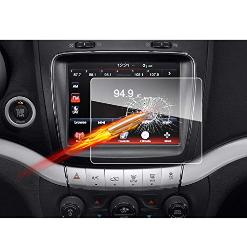 Dodge Ram 1500 2500 3500 2014-2017 8.4-Inch Car Navigation Screen Protector,