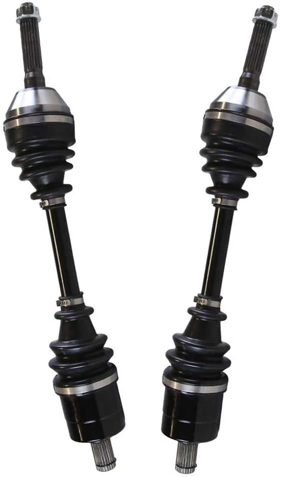 AutoShack ADSKPOL8029PR Front ATV Axle Shaft Pair 2 Pieces Fits Driver and Passenger Side