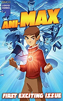 Animax Free Comic Special Issue ebook product image