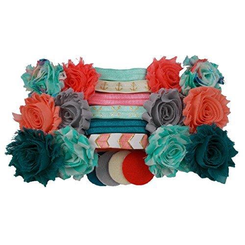 Coral Reef Headband Headbands Birthday