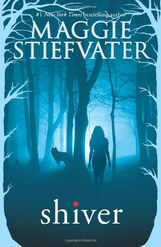 Book cover for Shiver