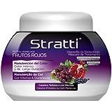 Stratti Frutos Rojos - Mascarilla Color Intenso con Keratina - 1,1 kg