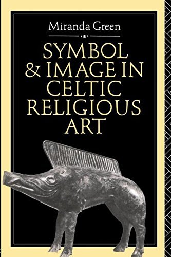 Symbol and Image in Celtic Religious Art by Miranda Green (3-Sep-1992) Paperback