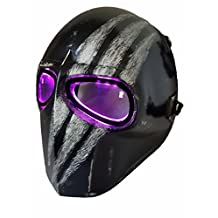 Invader King ™ Claw LEDs Airsoft Mask Protective Gear Outdoor Sport Masks Bb Gun