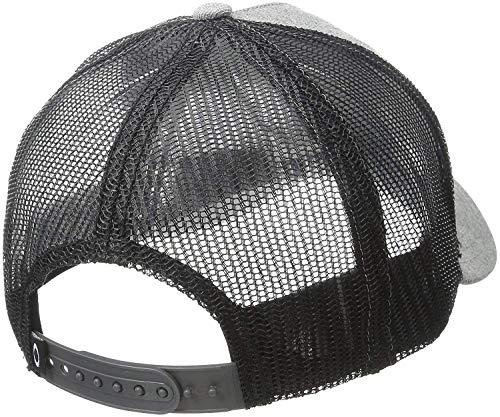 Oakley Men's Chalten Cap Hat, Grigio Scuro, OS by Oakley (Image #1)