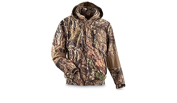 76f3f2d6bdf8d Amazon.com: ScentLok Men's Cold Blooded 3-in-1 Hunting Jacket (XXX-Large,  Mossy Oak Break-Up Country): Home & Kitchen