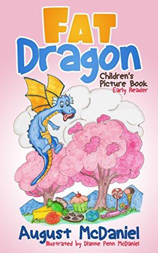 Amazon Com Children S Book Fat Dragon Children S Picture Book