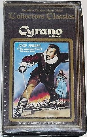 Cyrano De Bergerac (Collectors Classics, VHS 0822) (Cyrano Bergerac English Book)
