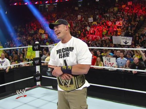 WWE Monday Night Raw - April 8, - Shockwave Targets