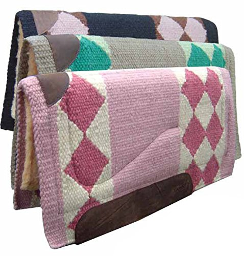 Fleece Heavy Saddle Pads - 8