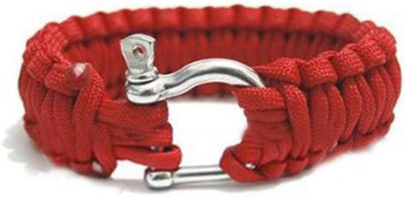 hosaire pulsera Mode U forma hebilla pulseras joyas aditivos ...