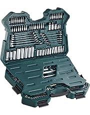 Mannesmann M98430 Zestaw Kluczy Nasadowych, Zielony/Czarny, 215 części