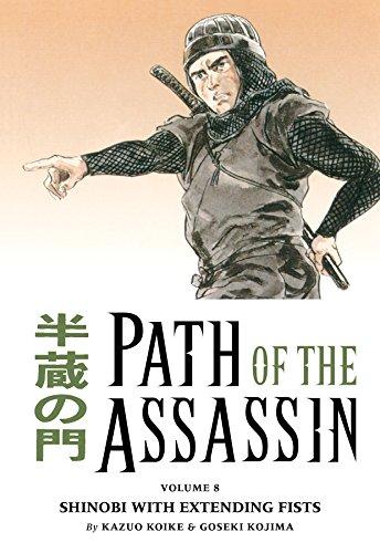 Amazon Path Of The Assassin Volume 8 Shinobi With Extending