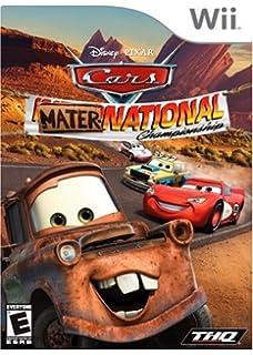 Amazoncom Disneys Cars Race O Rama Nintendo Wii Video Games