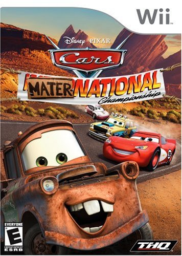 Cars: Mater-National - Nintendo Wii