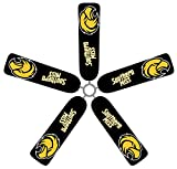 Fan Blade Designs University of Southern Mississippi Ceiling Fan Blade Covers