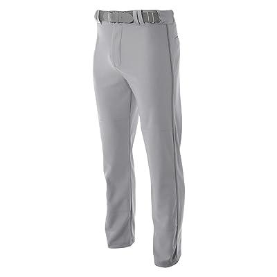 A4 Pro-Style Open Bottom Baseball Pant