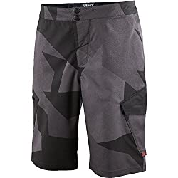 Fox Men's Ranger Cargo Print Shorts, Black Camo, 34