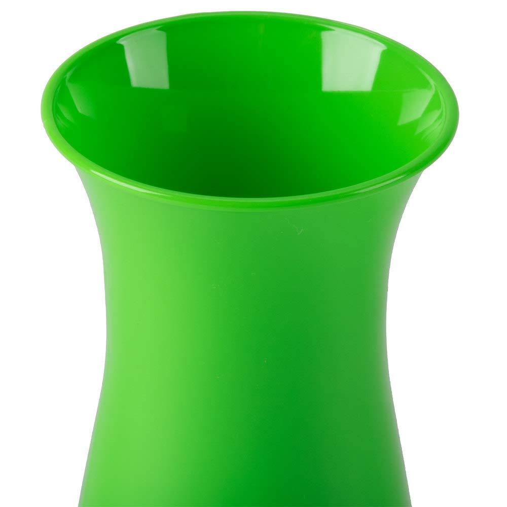 GET HUR-1-PI-EC GET 15 oz Pink Hurricane Glasses Dishwasher Safe Pack of 4 Break Resistant Plastic