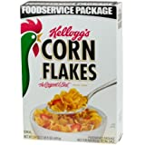 Kellogg's Cereal Foodservice Pack, Corn Flakes, 24 Ounce (Pack of 14)