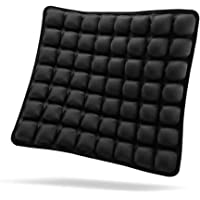 SUNFICON Inflatable Air Seat Cushion Comfort Cushion Portable Car Seat Office Chair Wheelchair Pad Anti Bedsore…