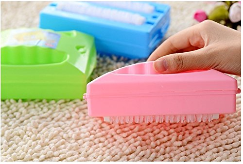 New Remover Picker Clothes Fluff Carpet Cleaner Sticky Roller Furniture Clothes Pet Hair Brush Novelty Households Love (1piece)
