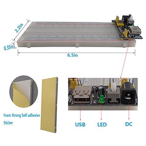 dsd tech uno r3 board starter kit for arduino development