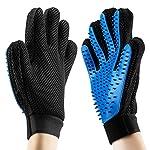 Ootori-Pet-Grooming-Glove-Gentle-Deshedding-Brush-Glove-Efficient-Pet-Hair-Remover-Mitt-Enhanced-Five-Finger-Design-Perfect-for-Dog-Cat-with-Long-Short-Fur-1-Pair
