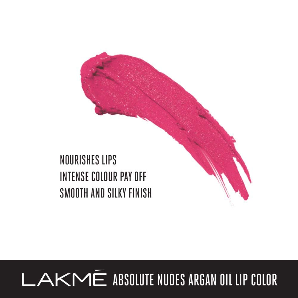 Lakme-Absolute-Argan-Oil-Lip-Color-Long-Lasting-Waterproof-Lipstick thumbnail 35