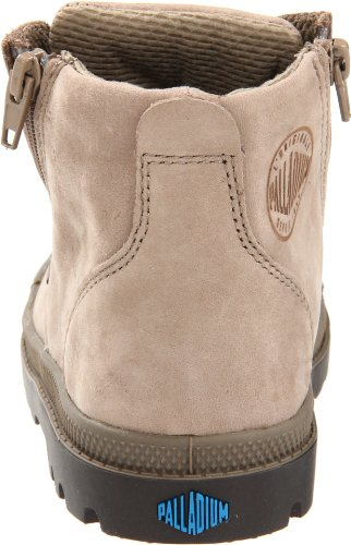 Palladium - Fashion / Mode - Pampa Hi Lea Gusset Bb - Taupe