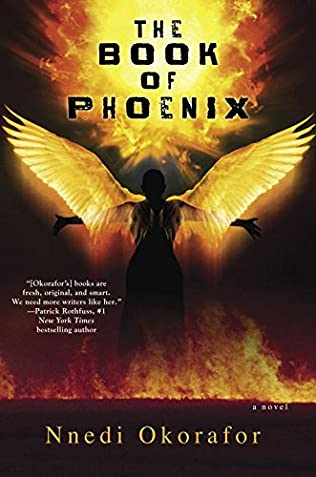 book cover of The Book of Phoenix