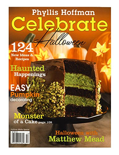 Halloween Cocktails Baileys (Phyllis Hoffman Celebrate Halloween Magazine,)