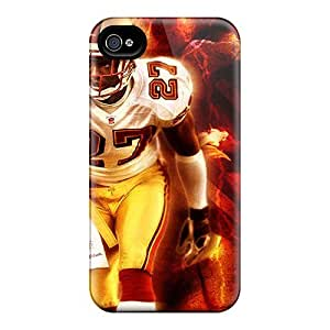 Premium VXw6764rczz Cases With Scratch-resistant/ San Francisco 49ers Cases Covers For Iphone 6