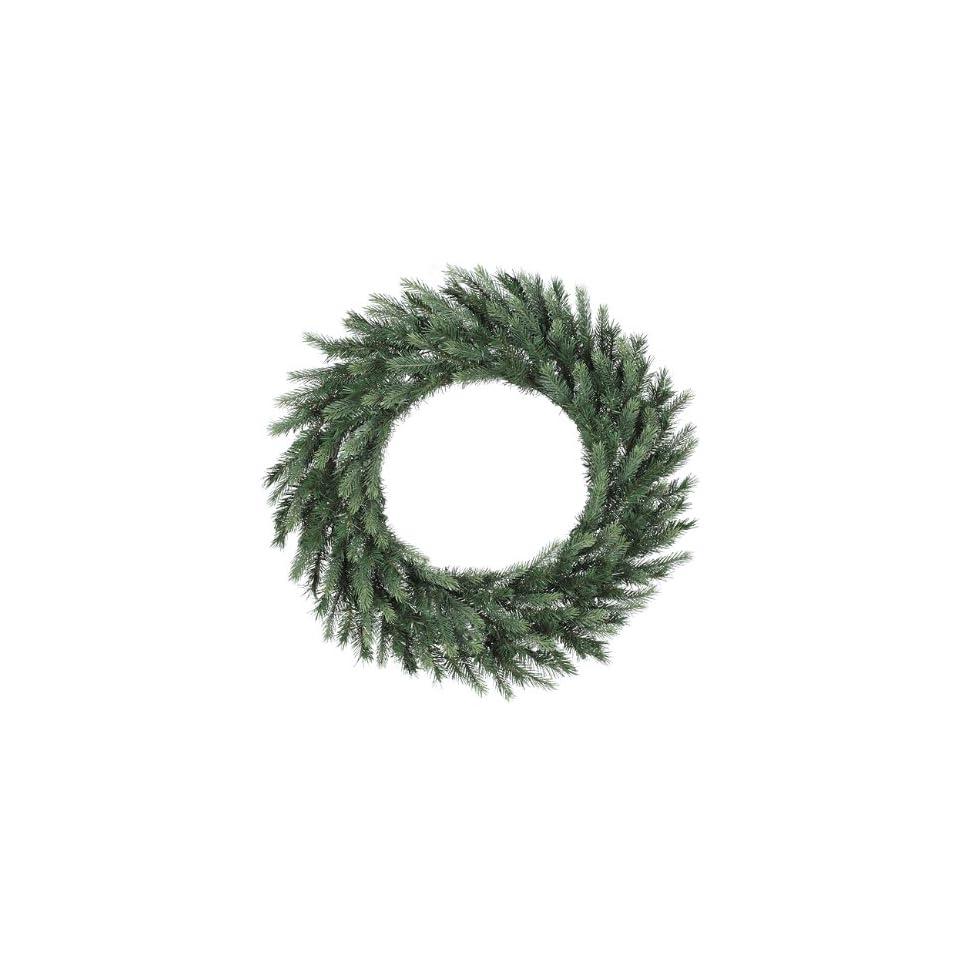 36 Tiffany Spruce Artificial Christmas Wreath   Unlit