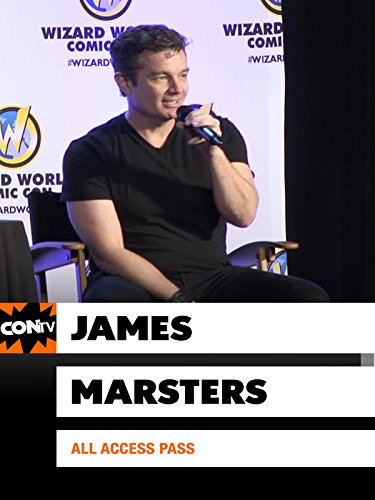 All Access Pass: James Marsters (James Marsters In Buffy The Vampire Slayer)
