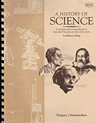 Rebecca's book 'A history of science'  source: Amazon.com