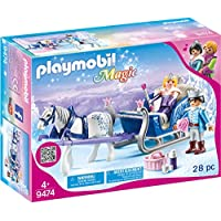 Playmobil 9474 Magic Sleigh with Royal Couple