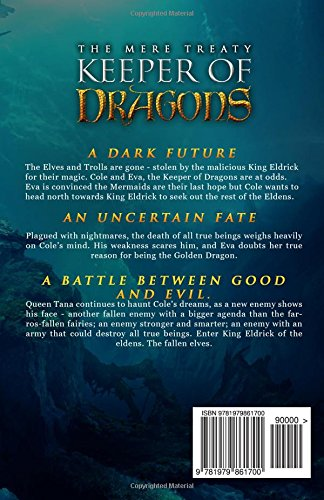 Keeper of Dragon: The Mere Treaty: J.A. Culican ...