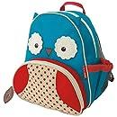 Skip Hop Zoo Pack Little Kid Backpack, Owl