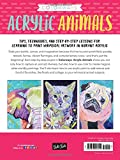 Colorways: Acrylic Animals: Tips, techniques, and
